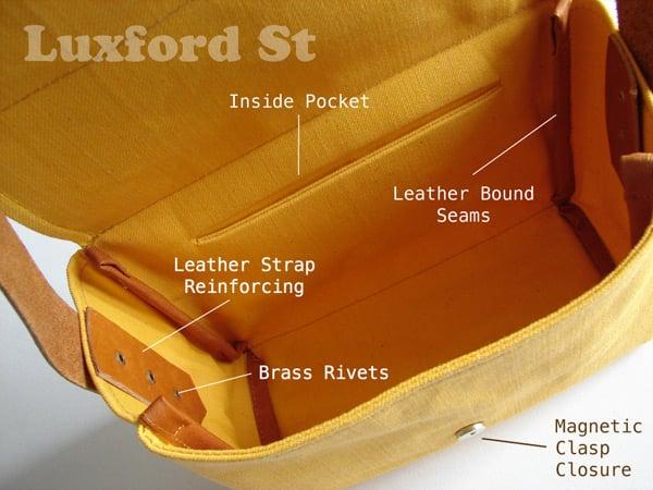 luxford st lego brick bag inside photo
