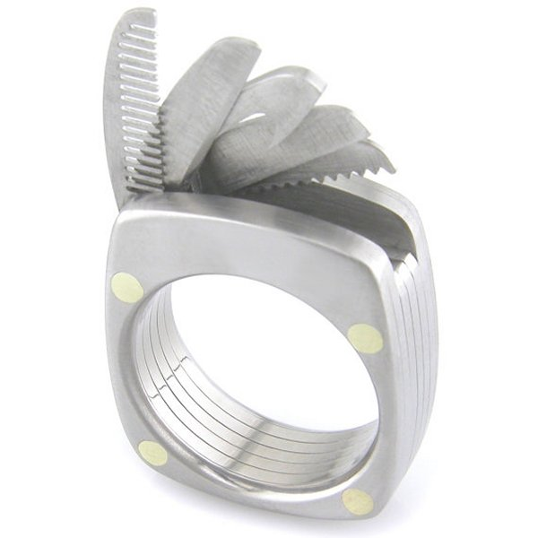 manly ring