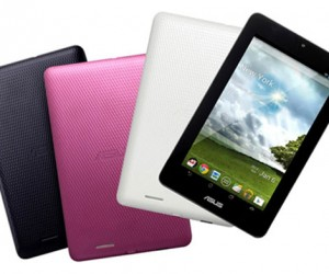 Asus Intros Cheap MeMO Pad Android Tablet