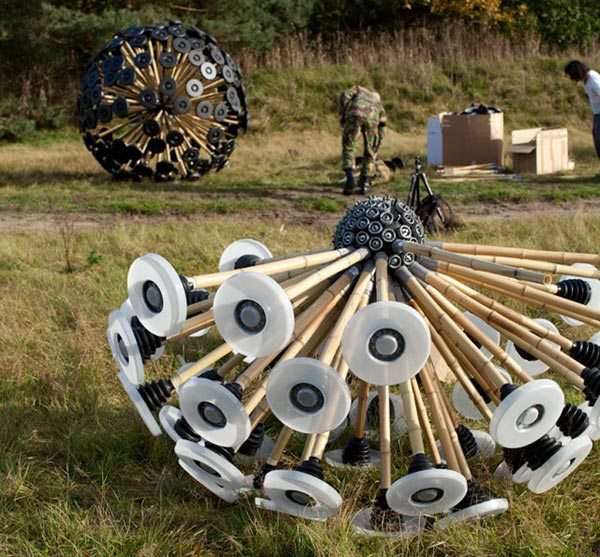 mine kafon landmine explosion close photo