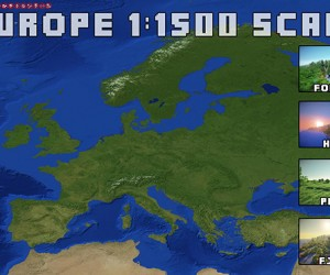 minecraft 1 to 1500 scale earth map by lentebriesje 3 300x250