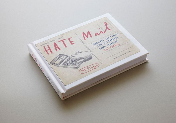 mr bingo hate mail book