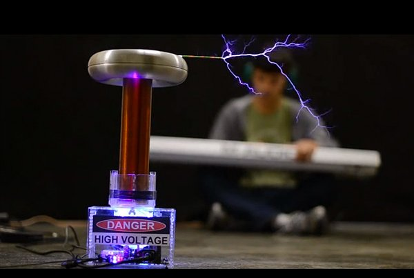 Image Result For Build A Tesla Coil Kit