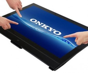 Onkyo TW21A: The 21-inch Tablet PC