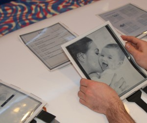 PaperTab Thin and Flexible Tablet: Paper 2.0