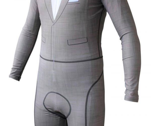 Pee-Wee Herman Cycling Suit: I Know You Are, But What am I?