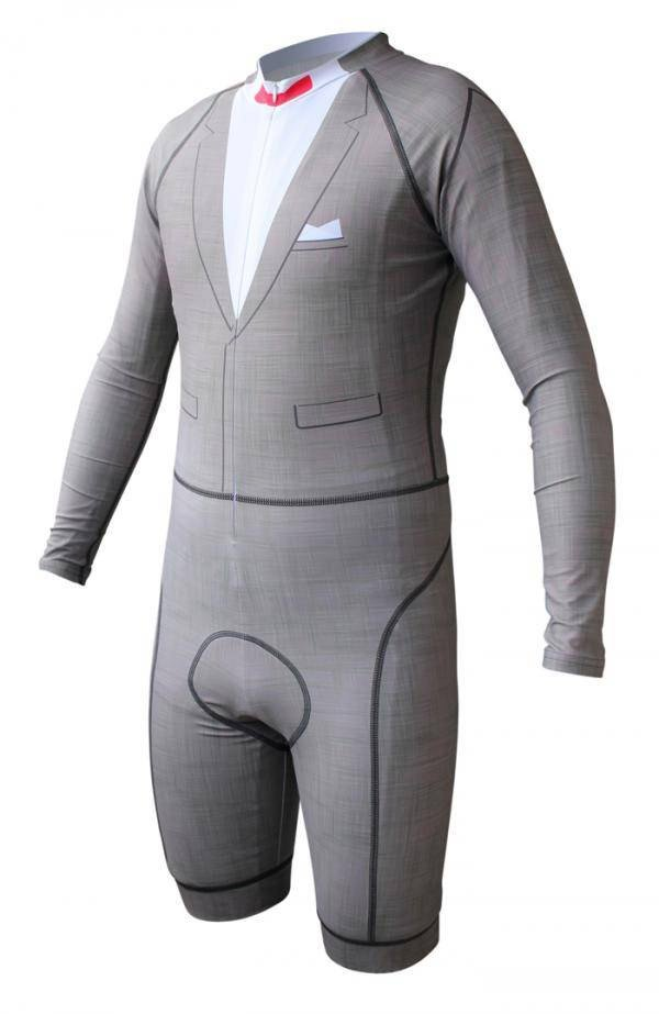 pee wee herman bike suit