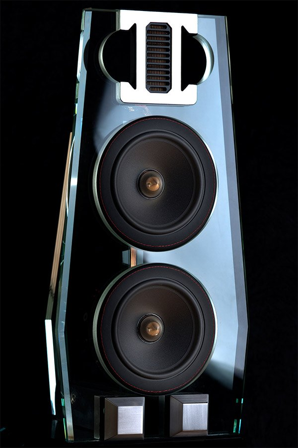 perfect 8 evolution mkii speaker 2