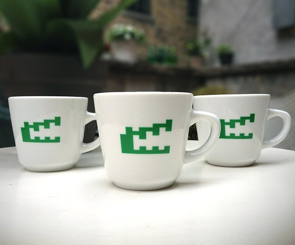 Pitfall Mugs Hold 8-Bits of Coffee