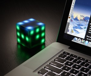 Interactive LED Cube: Rubik's Cube 2.0