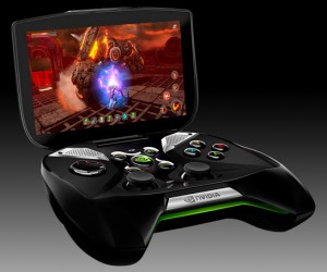NVIDIA Project Shield Mobile Gaming System Revealed