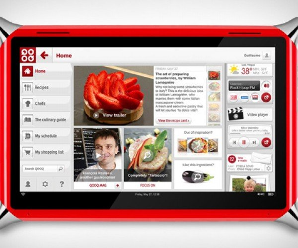 Qooq Tablet: Now We're Qookin with Qrisco!