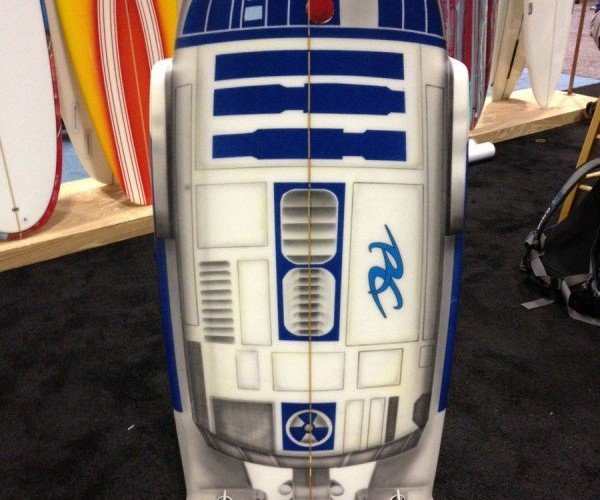 R2-D2 and Walking Dead Surfboards Look Gnarly, Dude