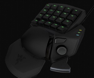 Razer Orbweaver Keypad Puts Just the Gaming Keys in Your Left Hand