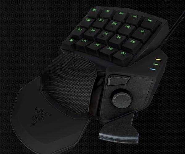 Razer Orbweaver Keypad Puts Just the Gaming Keys in Your Left Hand