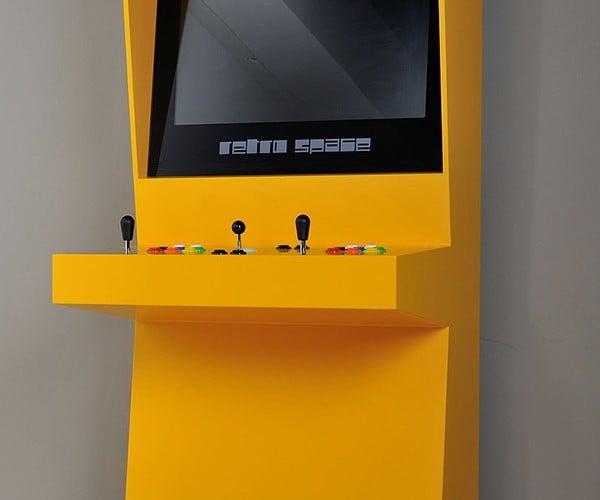 Retro Space Arcade Cabinets: Beautifully Retro, Crazy Expensive