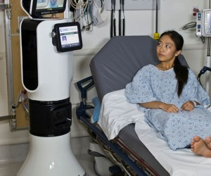 FDA Approves iRobot RP-VITA Robot to Work in Hospitals