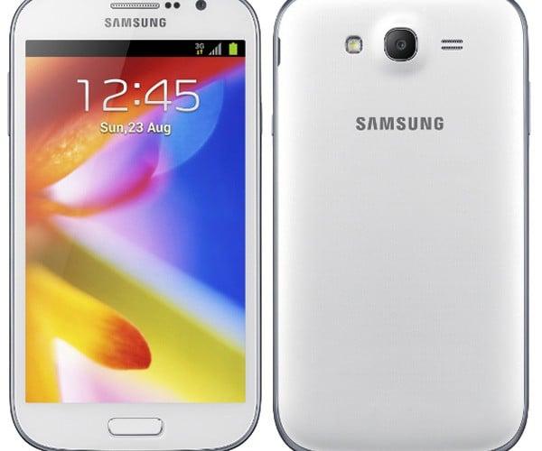 Samsung Galaxy Grand Dual SIM Smartphone Should Hit Europe Soon