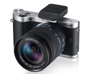 Samsung NX300 Camera Price, Specs and Release Date Announced