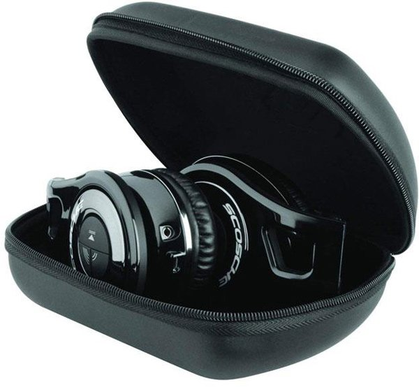 scosche RH1060 bluetooth headphones closed photo