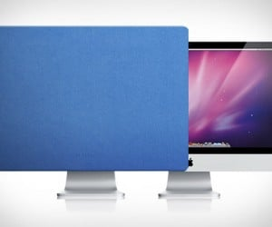 ScreenSavrz Cover Protects iMac Displays without Flying Toasters