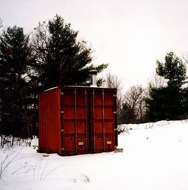 shipping container sauna 3