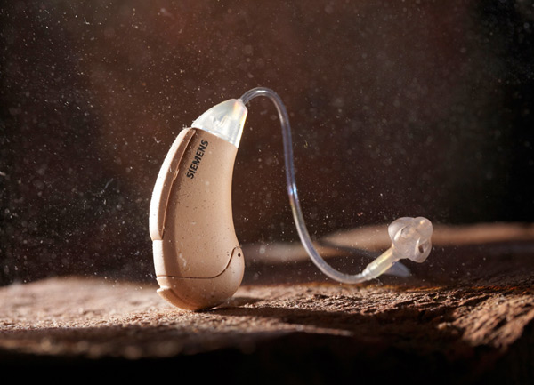 Siemens Aquaris Waterproof Hearing Aid: All Weather Hearing