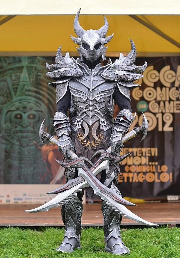 skyrim cosplay 1