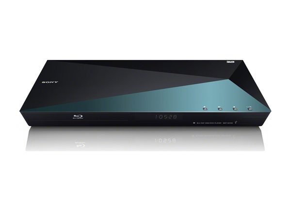 sony s5100 blu ray player front