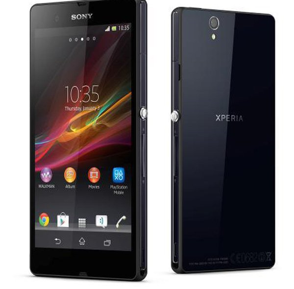 sony xperia z fonblet tablet smartphone photo