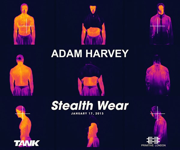 Give Drones the Slip in Adam Harvey's Stealth Wear