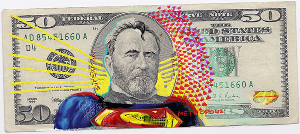 superman dollar justice league