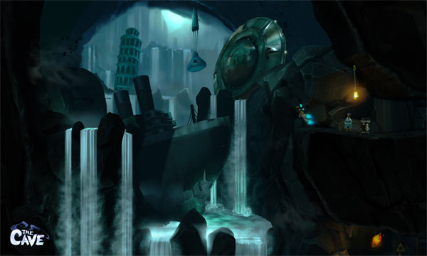 The Cave Release Date Announced