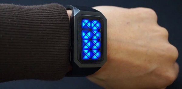 Tokyoflash Kisai Adjust: Squint to See the Time