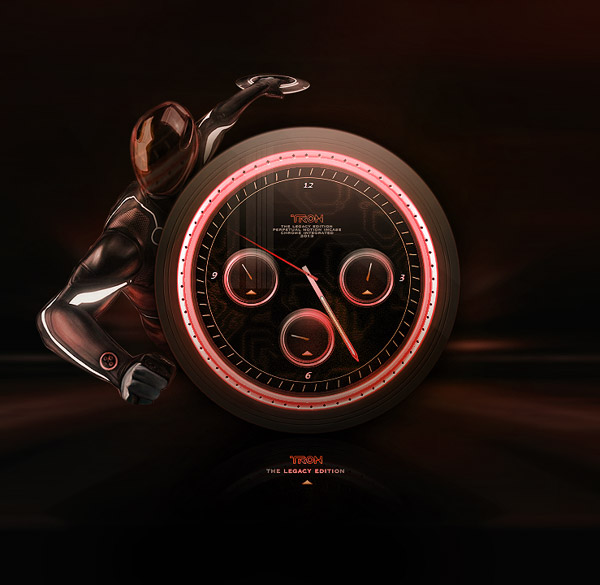tron legacy watch 2