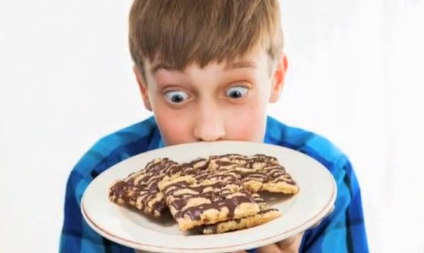 13-Year-Old Creates Candy Bar to Fatten Up His College Fund