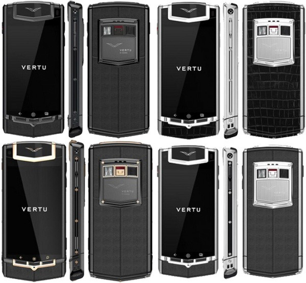 vertu constellation ti android touchscreen phone photo