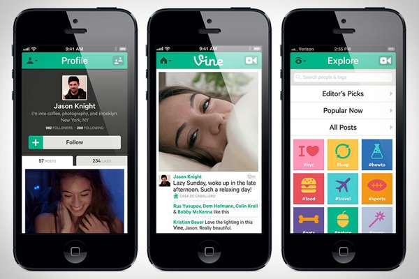 vine app porn loop video twitter photo