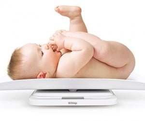 Withings Smart Kid Scale Can Tweet Your Baby's Weight
