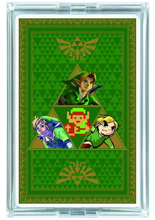 zelda playing cards 2
