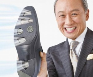 Hole-y Air Conditioned Shoes! Now You Can Say Goodbye to Stinky, Sweaty Feet