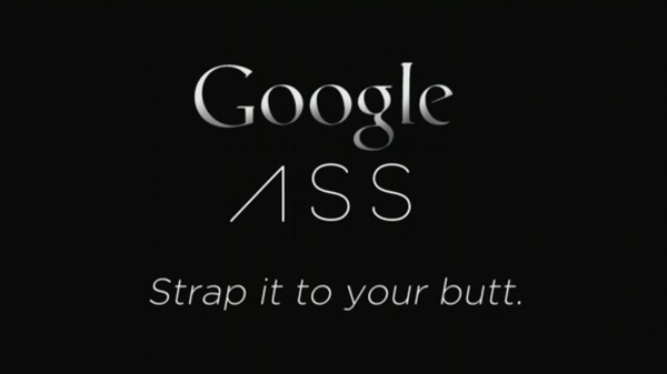 Google Ass: A Camera for Your Butt