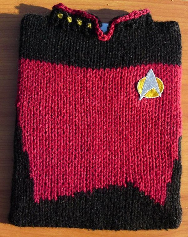 Star Trek ipad cover