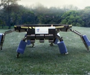Giant Robotic Monsters Now Train Rugby Players