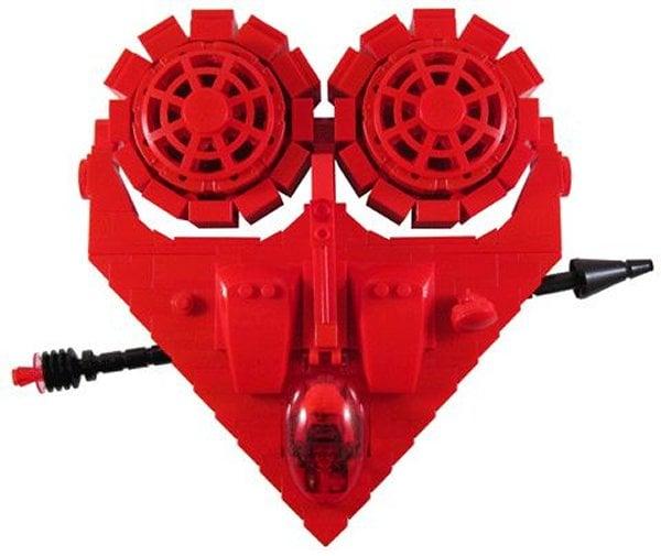 Valentine ship