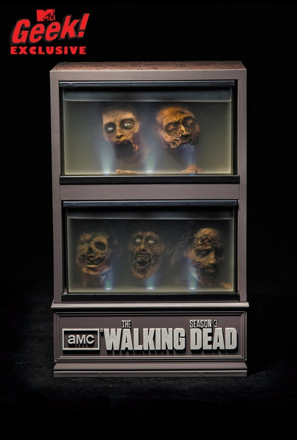 Walking Dead Blu-Ray