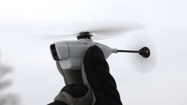 The World's Cutest Drone: No Bombs on Board