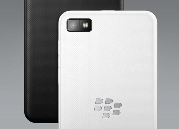 blackberry z1 smartphone sensor photo