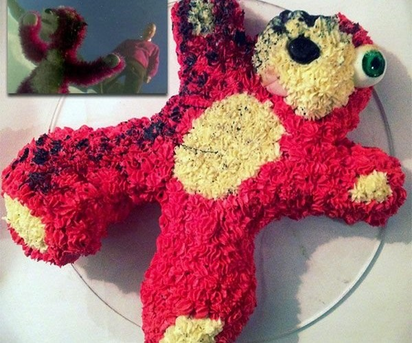 Breaking Bad Teddy Bear Cake: Baking Bad