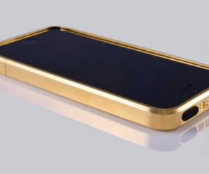 Brikk Haven iPhone 5 Case Is Solid Gold, and Not like the 70s Dance Show